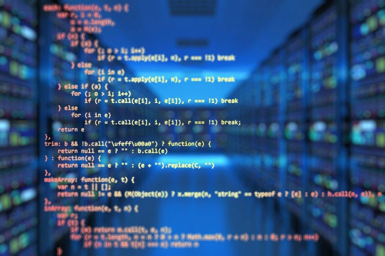 Source code of custom software